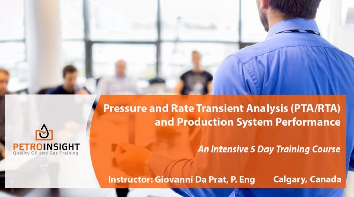 Pressure and Rate Transient Analysis (PTA/RTA) and Production System Performance